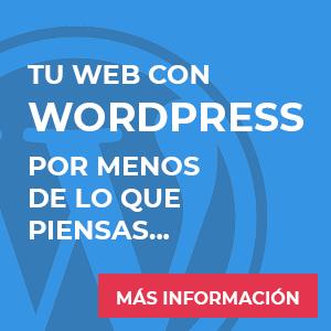 Desarollo WordPress desde cero