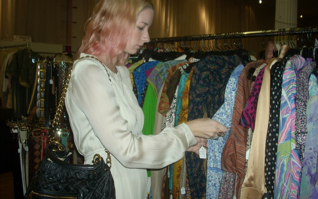 When Everything Old is New Again: The Manhattan Vintage Clothing Show