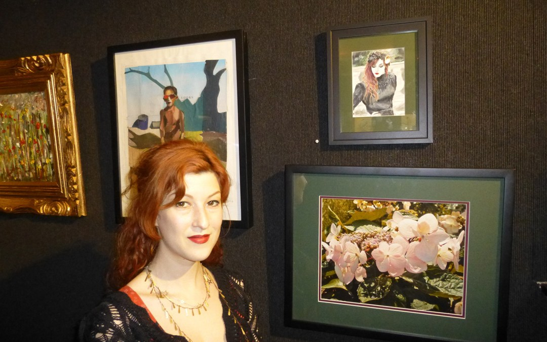 Record turnout at Gramercy Neighborhood Associates art exhibit