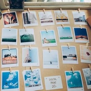 collage foto app per instagram layout