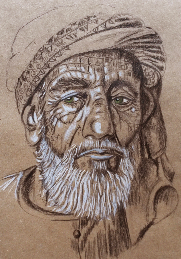 le vieux sage,sabine hautefeuille