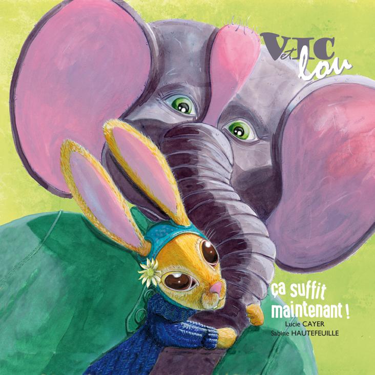 vic &Lou- album jeunesse grrrartéditions