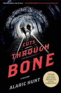 Cuts Through Bone