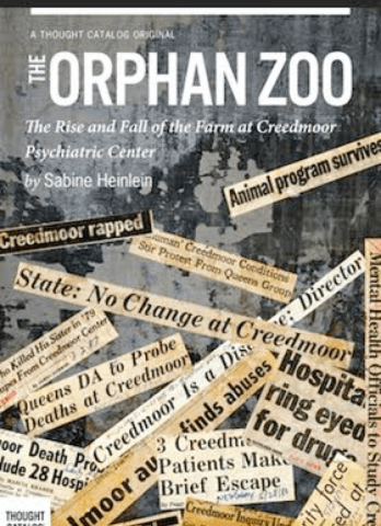 The Orphan Zoo book cover