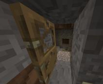 Door to my mine.