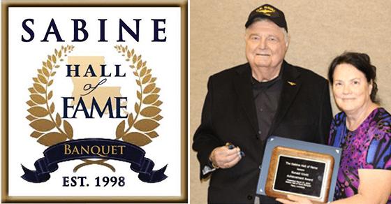 Sabine Hall of Fame