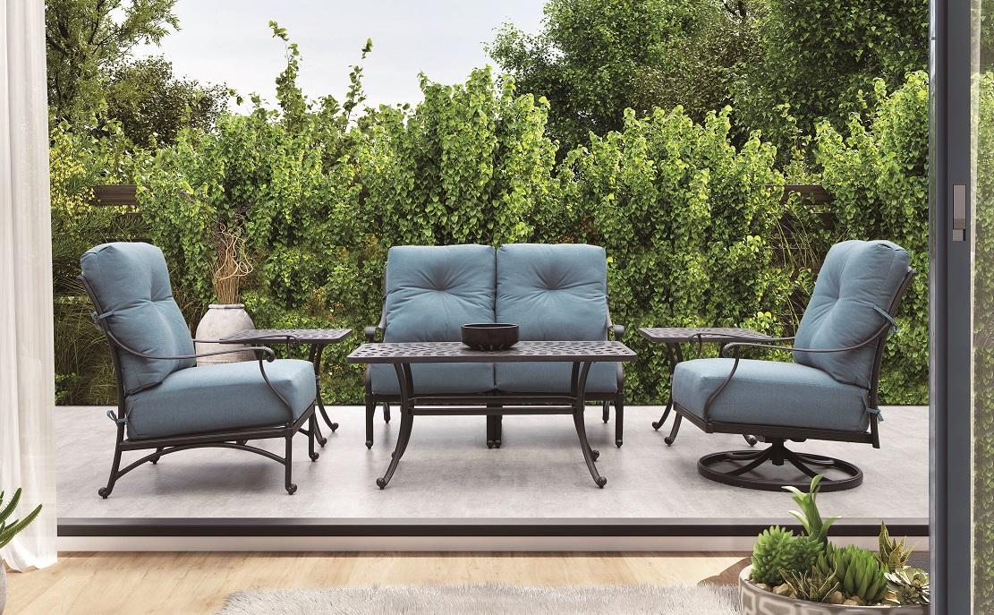 hanamint mayfair deep seating collection sabine pools spas furniture