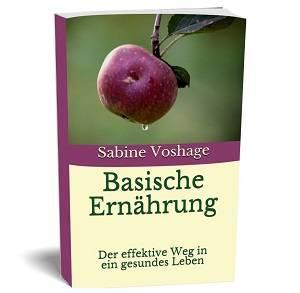 Sabine Voshage - Die Basenexpertin | Bücher - Basische Ernährung