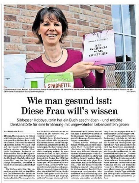 Presseberichte - Hildesheimer Allgemeine Zeitung