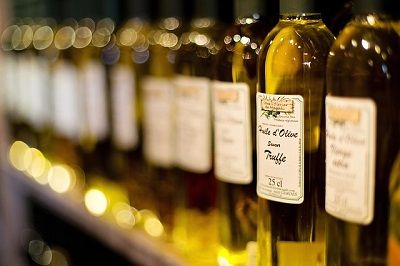 Gesunde Öle Tabelle / incl. Rezepte