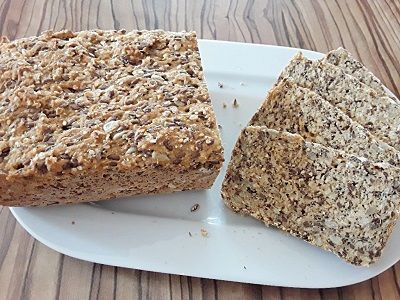 Darmgesundheits-Brot