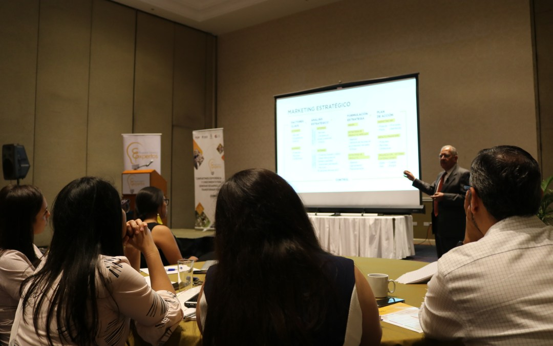 Evento «Marketing Estratégico: Una Herramienta para el Éxito Empresarial»