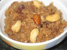 BREAD HALWA (with out mawa)