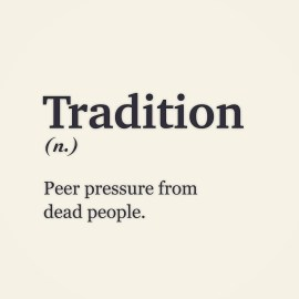 definition of tradition