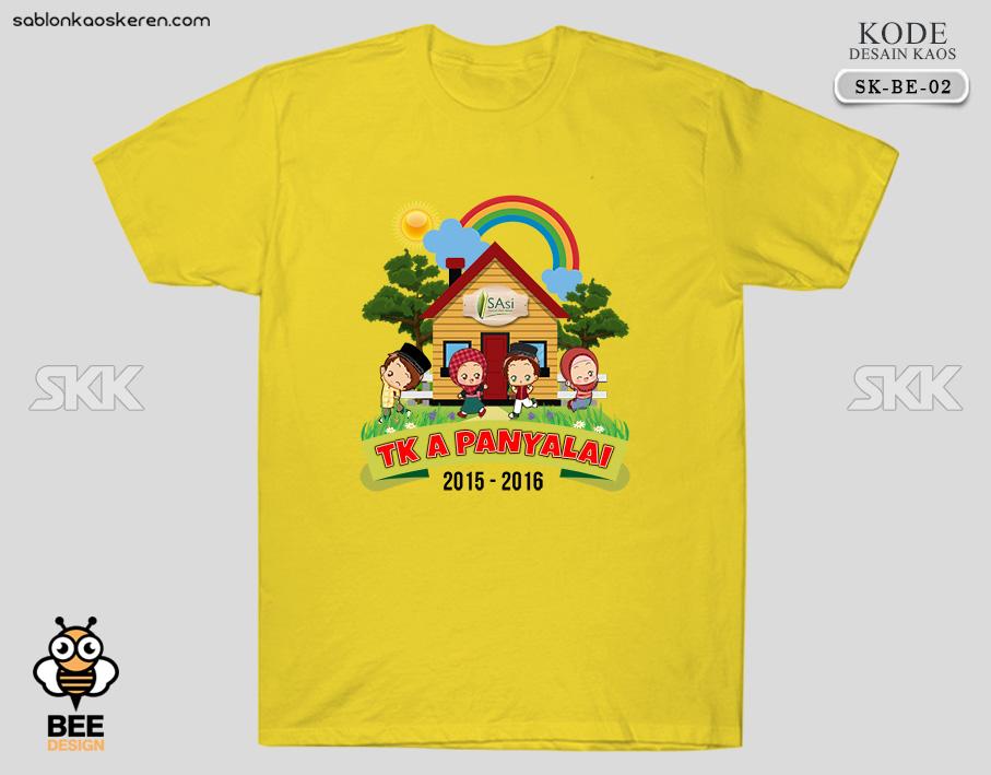 Kaos Seragam Anak TK