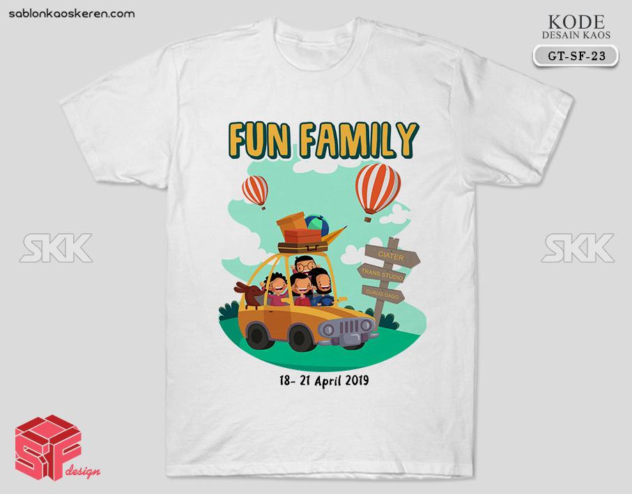 Gambar Kaos Family Gathering