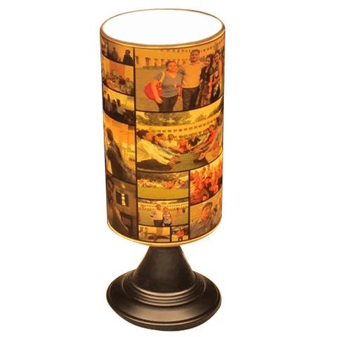 Metal LED Color Change Impression Lamp customized