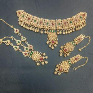 Artificial Jewelry Set SJ04