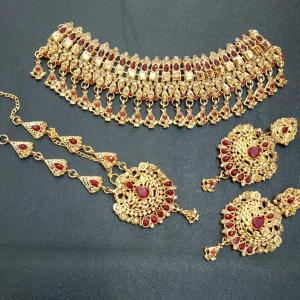 Artificial Jewelry Set SJ05