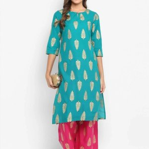 Unstitched 2 Piece Block Printed Cambric Suit SP17