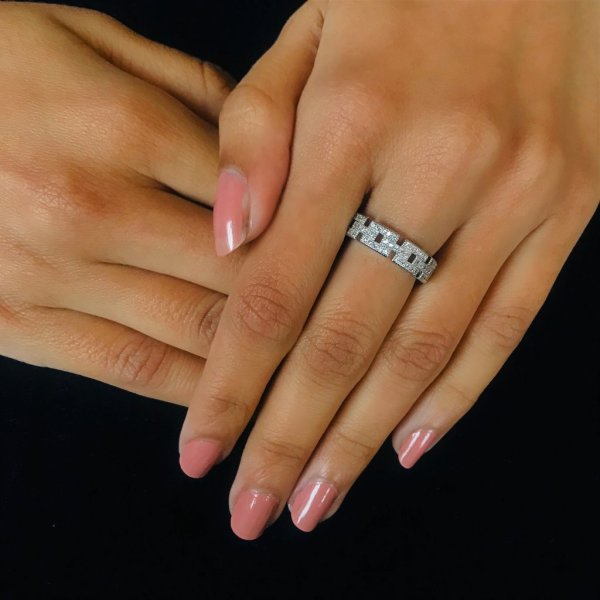 Zircon Finger Rings For Women SR13