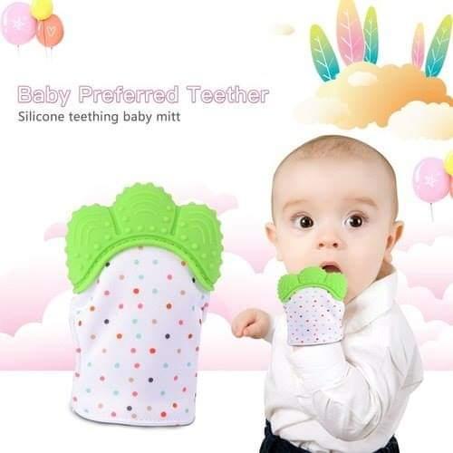 Buy Glove Teether for Babies Online in Pakistan SabMilyga