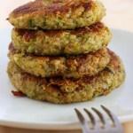 Croquetas de Quinoa y Zucchini