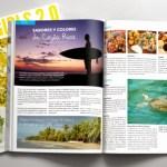 Sabores y Colores de Costa Rica [Blogirls 2.0 Magazine, Primavera 2015]