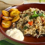 Gallo Pinto (plato típico costarricense)