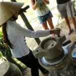Cocinando en Vietnam