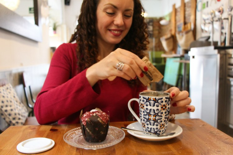 Un té en Chiars con Silvia (del blog Kuinetes)