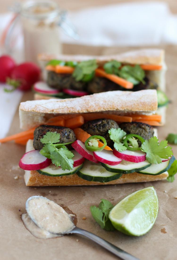 Banh mi - sandwich bocadillo vietnamita
