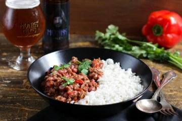chili con carne receta paso a paso