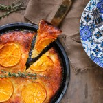 Portokalopita (Pastel de naranja griego)