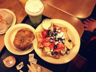 Desayuno a lo grande