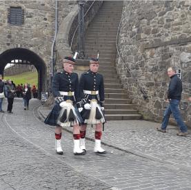 Castillo de Edimburgo 3
