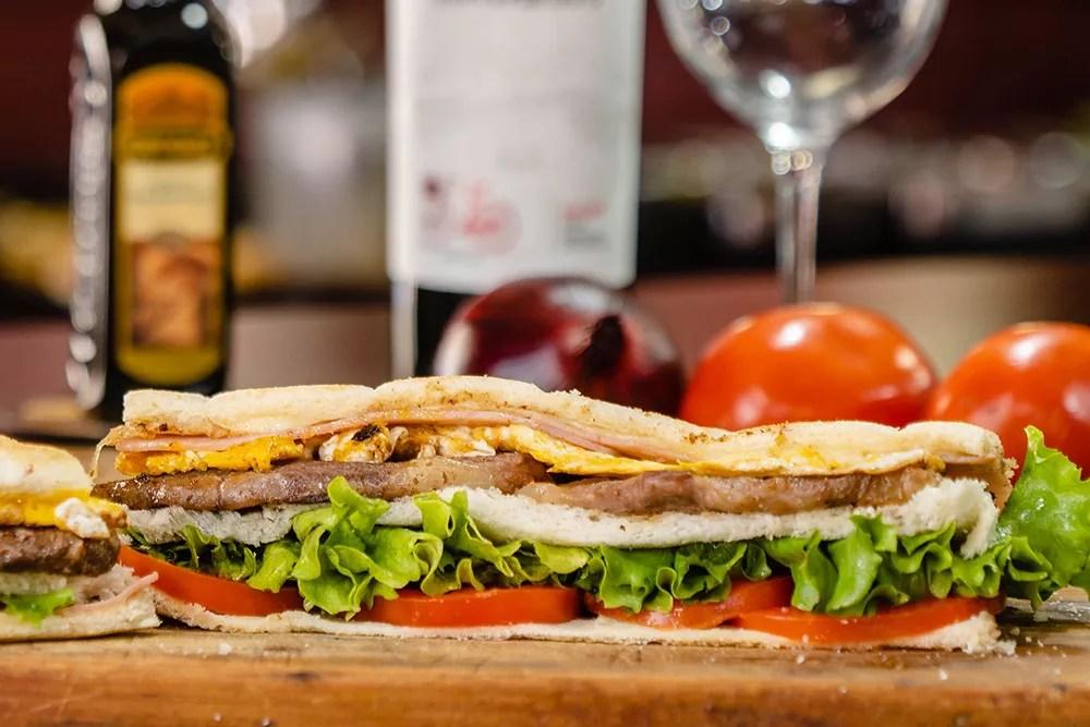 Sabores Mendoza | Sandwiches - Comida Pedidos Online Delivery Mendoza