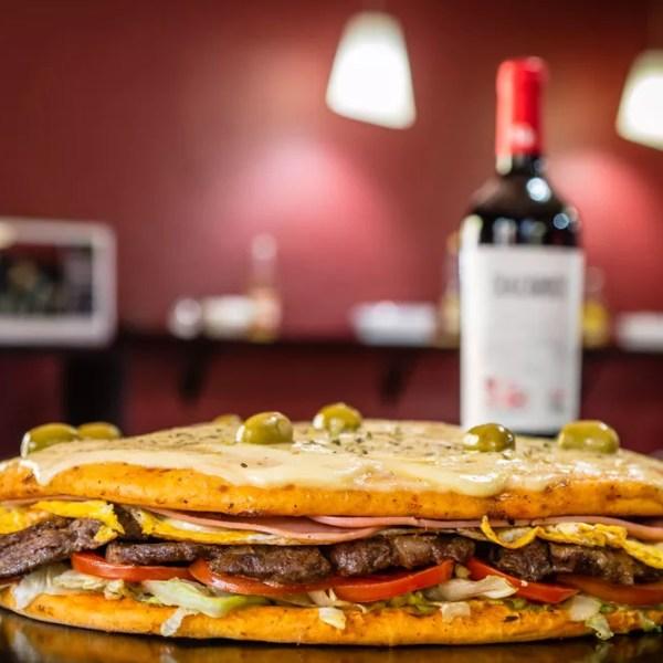 Sabores Mendoza | Lomo Pizza - Delivery Pedidos Online Mendoza