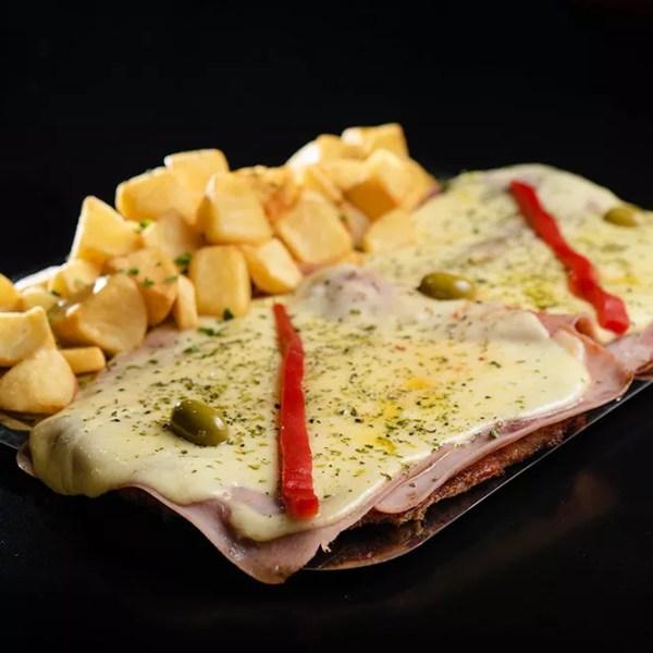 Sabores Mendoza | Milanesa Napolitana de Carne - Comida Pedidos Online Delivery Mendoza
