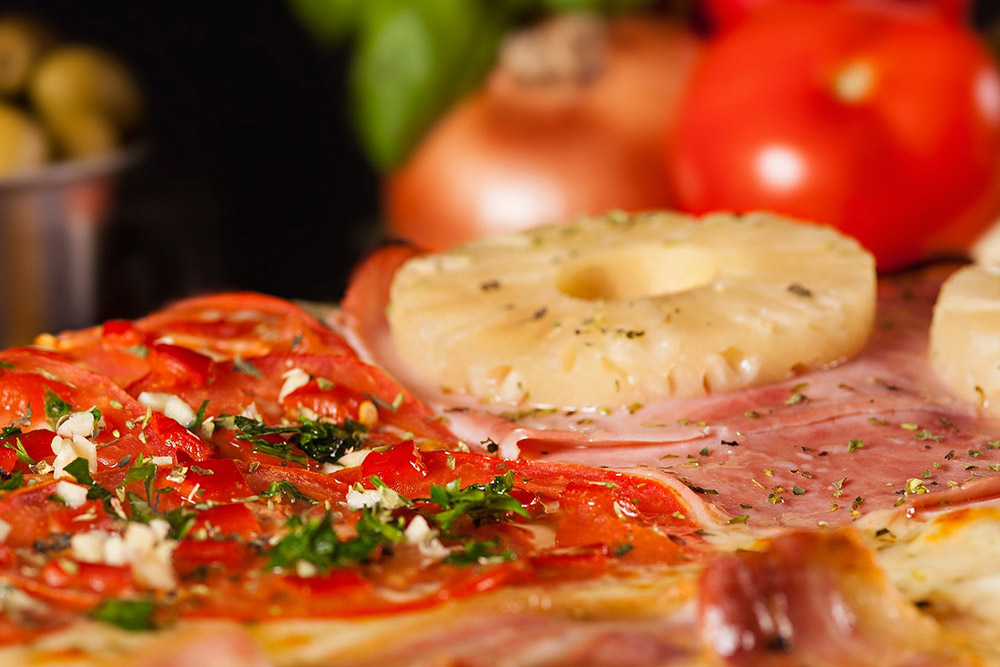Sabores Mendoza | Pizza Tropical - Delivery Pedidos Online Mendoza