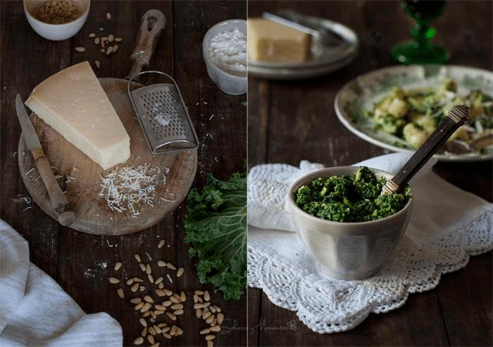 Parmesano-en-pesto-de-kale