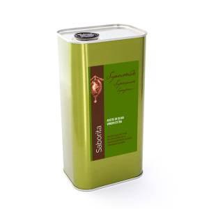SUPERVERDE de Saborita - 1 litre AOVE