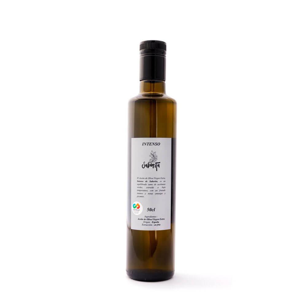 INTENSO de Saborita - 0,5 litres  AOVE