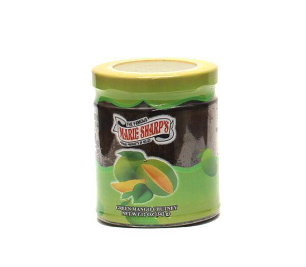 Mermelada de mango verde