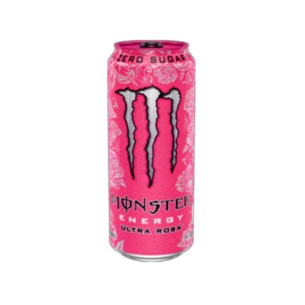 Monster ultra rosa