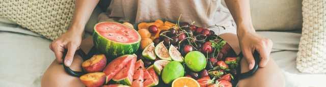 Porciones de alimentos que debemos consumir