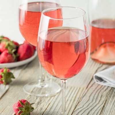 tipos de vino rosados