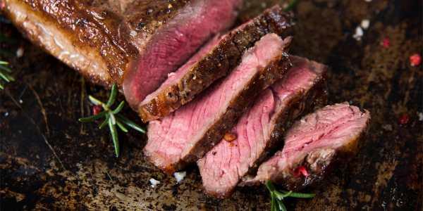 cortes de carne para asar New York Steak