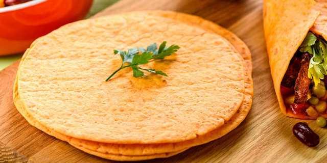 Tortillitas de linaza
