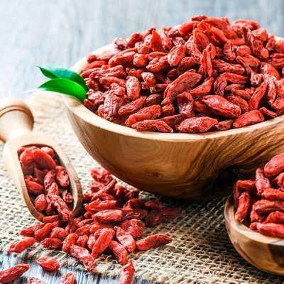 Las bayas de goji pueden ser de los mejores alimentos para combatir el envejecimiento.